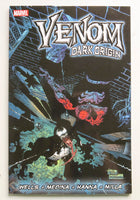Venom Dark Origin Marvel Graphic Novel Comic Book