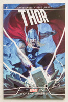 Thor Worthy Origins Marvel Graphic Novel Comic Book
