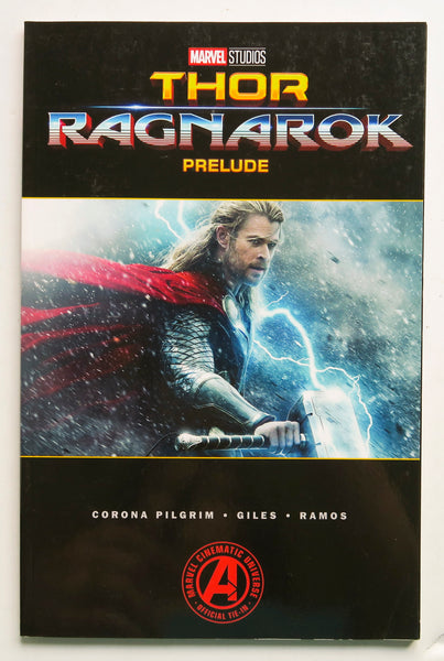 Marvel's Thor Ragnarok Prelude Marvel Graphic Novel Comic Book