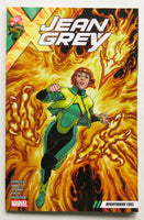 Jean Grey Nightmare Fuel Vol. 1 Marvel Graphic Novel Comic Book