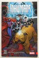Inhumans Once and Future Kings Marvel Graphic Novel Comic Book