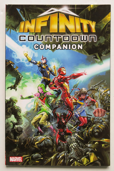 Infinity Countdown Companion Marvel Graphic Novel Comic Book