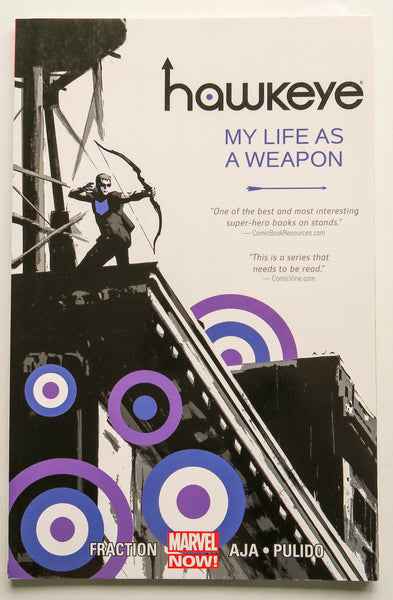 Hawkeye My Life As A Weapon Vol. 1 Marvel Now Graphic Novel Comic Book