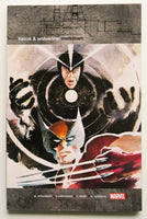 Havoc & Wolverine Meltdown Marvel Graphic Novel Comic Book