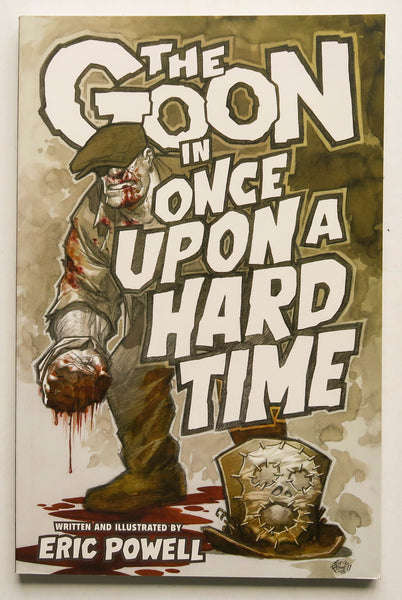 The Goon Once Upon A Hard Time Vol. 15 Dark Horse Graphic Novel Comic Book
