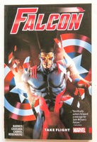 Falcon Take Flight Marvel Graphic Novel Comic Book