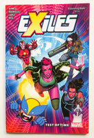 Exiles Test of Time Vol. 1 Marvel Graphic Novel Comic Book