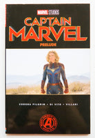 Marvel's Captain Marvel Prelude Marvel Studios Graphic Novel Comic Book