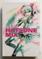 Unofficial Hatsune Mix Kei Dark Horse Manga Book