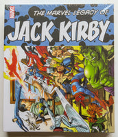 The Marvel Legacy of Jack Kirby Graphic Novel Comic Book