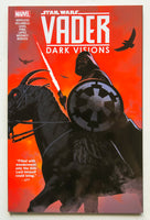 Star Wars Vader Dark Visions Marvel Graphic Novel Comic Book