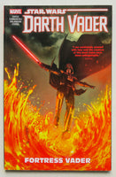 Star Wars Darth Vader Dark Lord of the Sith Vol. 4 Fortress Vader Marvel Graphic Novel Comic Book