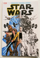 Color Your Own Star Wars Marvel Coloring Book