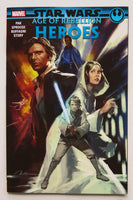 Star Wars Age of Rebellion Heroes Marvel Graphic Novel Comic Book
