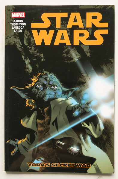 Star Wars Yoda's Secret War Vol. 5 Marvel Graphic Novel Comic Book