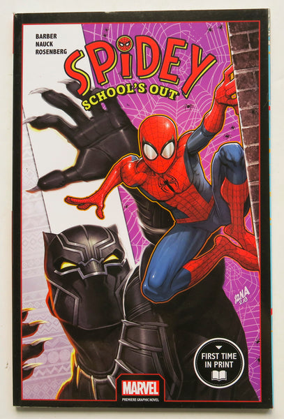 Spidey School's Out Marvel Premiere Graphic Novel Comic Book