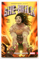 She-Hulk Deconstructed Vol. 1 Marvel Graphic Novel Comic Book