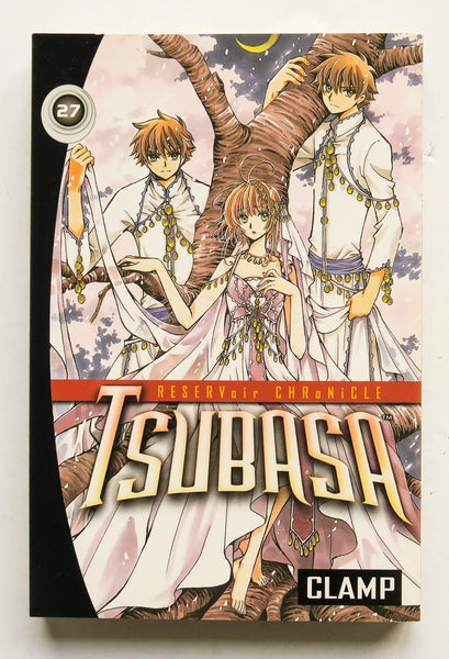 Tsubasa Reservoir Chronicle Vol. 27 Clamp Manga Book