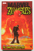 Marvel Zombies The Complete Collection Vol. 1 Graphic Novel Comic Book