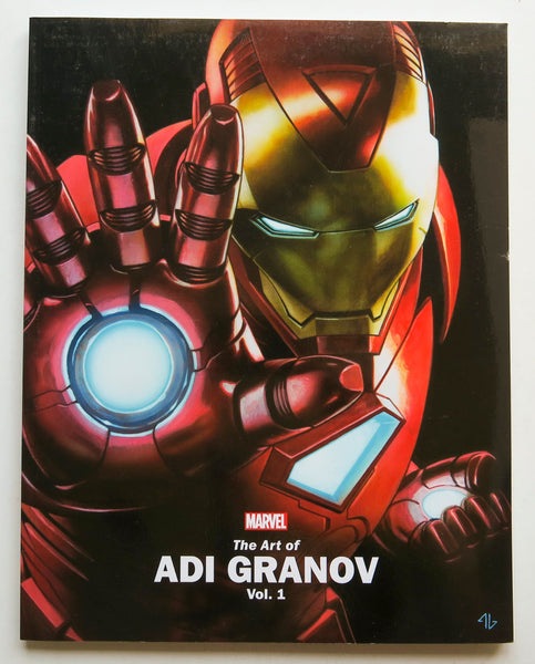 The Art of Adi Granov Vol. 1 Marvel Monograph Art Book