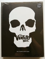 Go Team Venture The Art and Making of the Venture Bros. Dark Horse Art Book