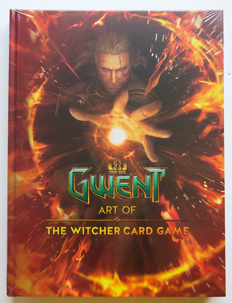 Gwent Art of the Witcher Card Game Dark Horse Art Book