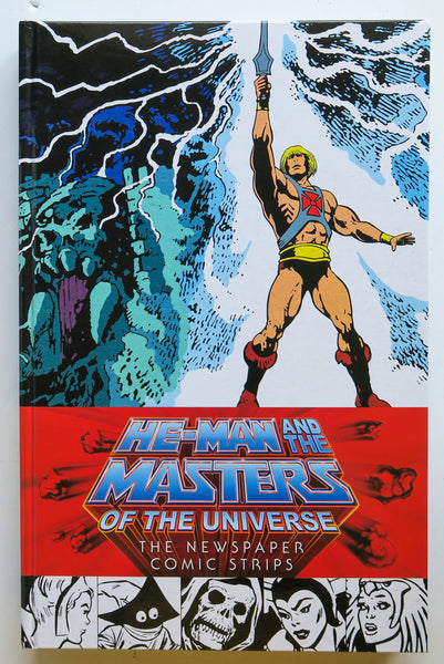 He-Man and the Masters of the Universe The Newspaper Comic Strips Dark Horse Graphic Novel Comic Book