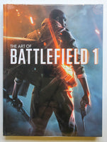 The Art of Battlefield 1 Dice Dark Horse Art Book