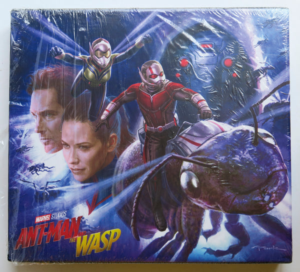 The Art of Ant-Man and The Wasp Marvel Studios Art Book