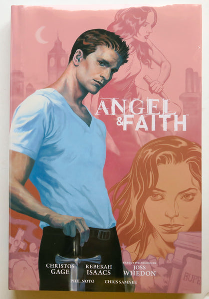 Angel & Faith Season Nine Vol. 1 Gage Whedon & Others Dark Horse Graphic Novel Comic Book