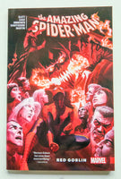 Amazing Spider-Man Red Goblin Marvel Graphic Novel Comic Book
