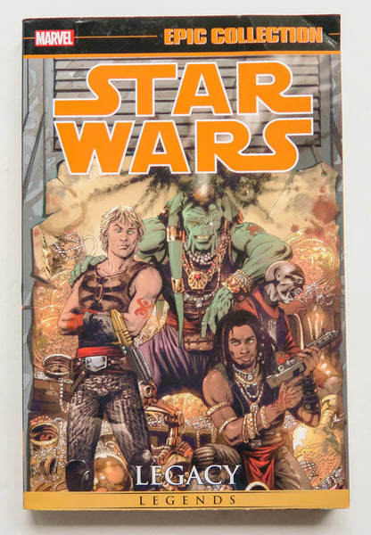 Star Wars Legacy Vol. 2 Marvel Epic Collection Graphic Novel Comic Book