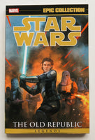 Star Wars The Old Republic Vol. 3 Marvel Epic Collection Graphic Novel Comic Book
