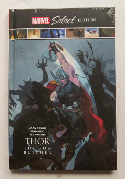 Thor The God Butcher Marvel Select Edition Graphic Novel Comic Book