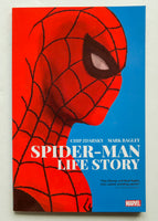 Spider-Man Life Story Marvel Graphic Novel Comic Book