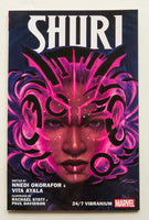 Shuri 24/7 Vibranium Vol. 2 Marvel Graphic Novel Comic Book