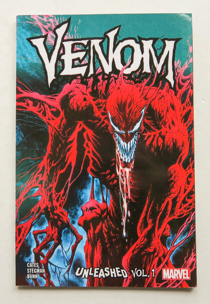 Venom Unleashed Vol. 1 Marvel Graphic Novel Comic Book