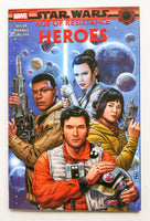 Star Wars Age of Resistance Heroes Marvel Graphic Novel Comic Book