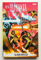 New Mutants by Zeb Wells The Complete Collection Marvel Graphic Novel Comic Book