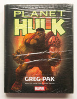 Planet Hulk Marvel Prose Novel Comic Book