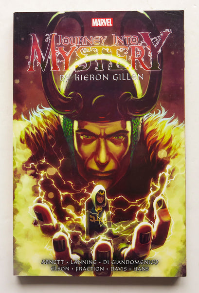 Journey Into Mystery The Complete Collection Vol. 2 Marvel Graphic Novel Comic Book