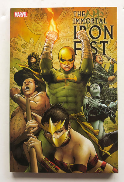 The Immortal Iron Fist The Complete Collection Vol. 2 Marvel Graphic Novel Comic Book