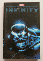 Infinity Marvel Graphic Novel Comic Book