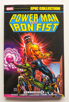 Power Man & Iron Fist Doombringer Marvel Epic Collection Graphic Novel