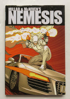 Nemesis Mark Millar Steve McNiven Marvel Graphic Novel Comic Book