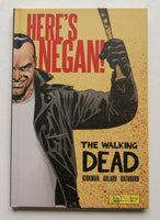 The Walking Dead Here's Negan Image Graphic Novel Comic Book