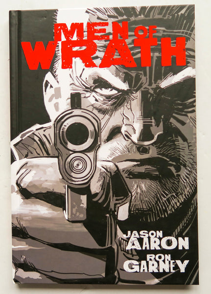Men of Wrath Aaron Garney Image Graphic Novel Comic Book