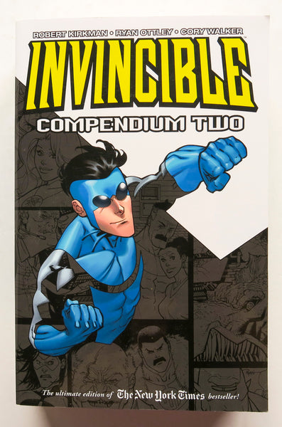 Invincible Compendium Two 2 Image Graphic Novel Comic Book