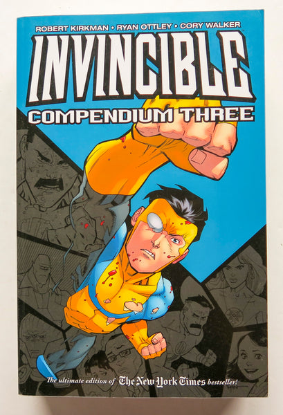 Invincible Compendium Three 3 Image Graphic Novel Comic Book