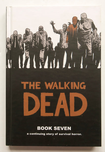 The Walking Dead Vol. 7 Image Graphic Novel Comic Book
